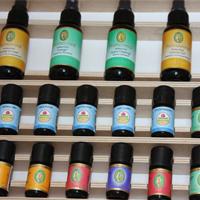 Luxe Koffer voor het Presenteren van diverse soorten natuurlijke etherische Oliën