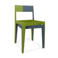 15 Degrees, een lichtgewicht stoel van hout